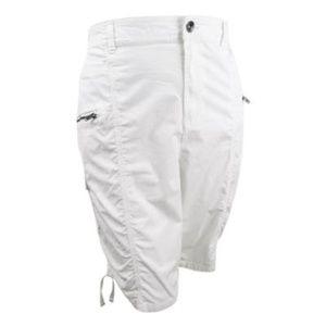 Style & Co. Women's Plus Size Zippered Cargo Short